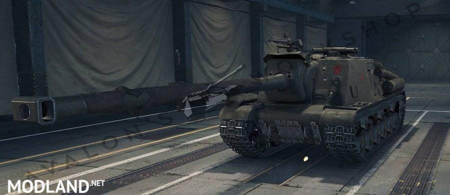 Avalon's ISU-130 'Stalin's Fury' 1.5.1.0-0 [1.5.1.0]